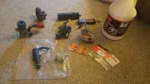 Traxxas 2.5R motor 3.3 motor and parts
