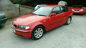 02 BMW 316i SE 4 Door Only 44000 Mls Can be viewed Anytime