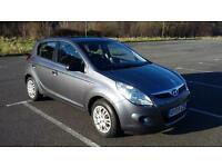 HYUNDAI I20 5 DOOR HATCH IN GUN METAL GREY