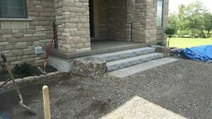 MIGHTY MOE EXCAVATING - LANDSCAPE SPECIALISTS~WE CAN DIG IT Cambridge Kitchener Area image 3