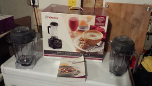 Vitamix TNC3 (pro 500) with dry and wet container