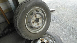 P145/80/r12.  Excellent tires for small cars