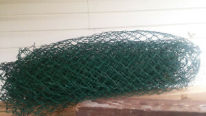 Chain Link fencing/ posts/ gate