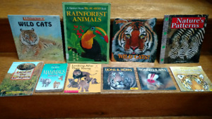 10 Wild Animal children's picture books
