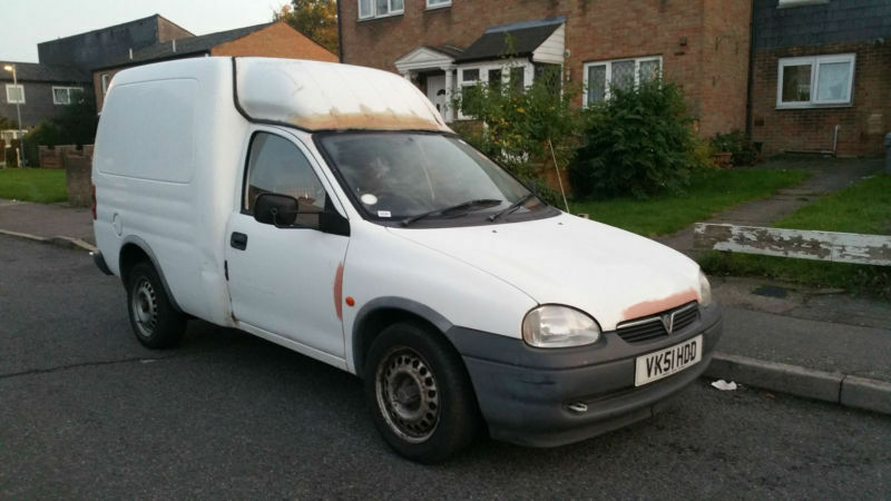 Where Is The Fuse Box On A Vauxhall Combo Van : Vauxhall combo d epic ltd edn panel van