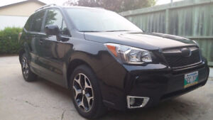 2014 Subaru Forester XT Touring w/Nokian winter tires