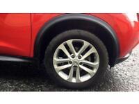 2015 Nissan Juke 1.2 DiG-T N-Connecta 5dr Manual Petrol Hatchback