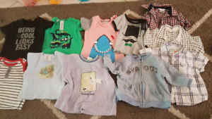 00 Boys Branded Baby Clothes