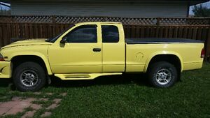 1999 Dodge Dakota Pickup Truck