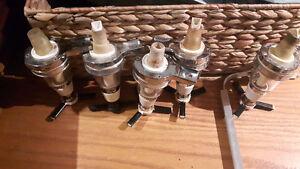 Man Cave Liquor Bottle 1 shot Dispensers and Holders Kitchener / Waterloo Kitchener Area image 1