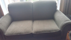 Free couch and loveseat