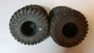 Axial Rock Crawler Tires