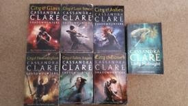 Cassandra Clare - ShadowHunters & Lady Midnight