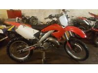 Honda Cr125 2001