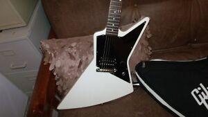 guitares électrique de haute game de marque gybson