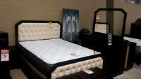 CLEARANCE SALE 8 PC BED ROOM SET JUST FOR $850