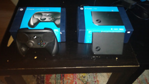Steam Link and Steam Controller