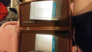 D-LinkDI-624 and Dl-524 wireless Cable/DSL Router, 4-Port Switch