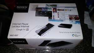 NEW * NSZ-GS7 - Sony Google Play Digital Media Streamer w/ Remot