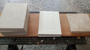 ASSORTED CERAMIC TILES....price drop by $5.  Sept 09/17
