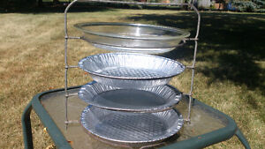 Antique Pie Rack
