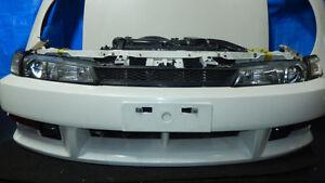 JDM Nissan 240sx Silvia S14 Kouki Front Conversion Bumper 95-98