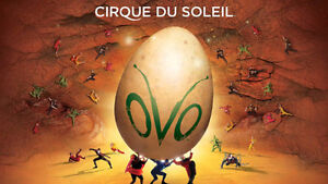 Cirque du Soleil - Kingston - Fri Dec 9 - 7:30