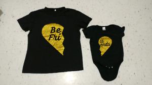 Mother/baby best friends set