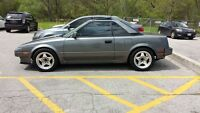 1985 Toyota MR2 AW11 Coupe TURBO!!!