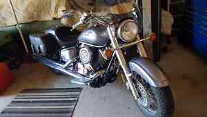 For sale 2003 vstar 1100 classic low kms