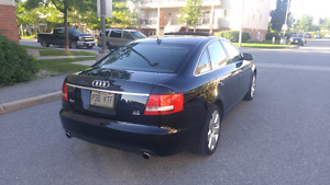 2007 Audi A6 Quattro 4.2l Executive line in pristine condition