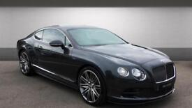 2015 Bentley Continental GT Speed 6.0 W12 2dr Automatic Petrol Coupe