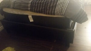 Queen size bed frame like new St. John's Newfoundland image 2