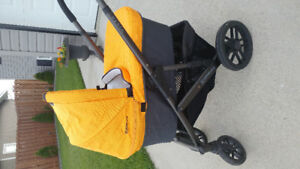 2014 Uppababy vista stroller