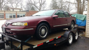1997 Ford Cougar Coupe (2 door)