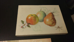 The Fruit Painting!