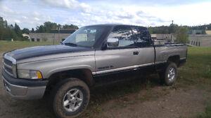 1996 Dodge Power Ram 1500 Pickup Truck AS IS