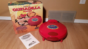 Quesadilla Maker Press