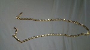 Gold chain for sale sadly