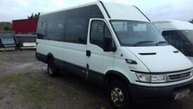 IRIS.BUS EURORIDER 391.12.35 50C14 16 SEATER WITH DISABLED ACCESS+FLOOR TRACKING