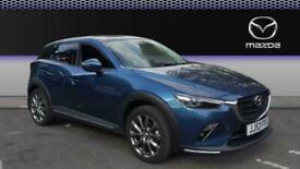 image for 2019 Mazda CX-3 2.0 Sport Nav + 5dr Petrol Hatchback Hatchback Petrol Manual