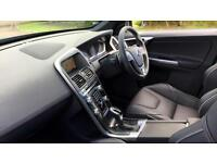 2016 Volvo XC60 D5 (220) R DESIGN Lux Nav 5dr Automatic Diesel 4x4