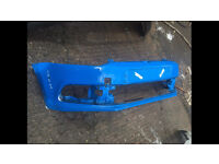 2014 VW polo genuine front and rear bumper can post others available