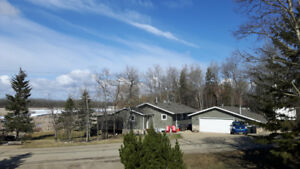 Lakefront 2 Bed 2 Bath House for Rent on Island at Antler Lake!