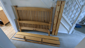 Double Bed- Barker & Stonehouse - excellent cond.