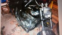 TRIUMPH MOTORCYCLE FOR SALE AS IS