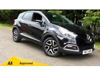 2017 Renault Captur 1.2 TCE Dynamique S Nav 5dr Manual Petrol Hatchback