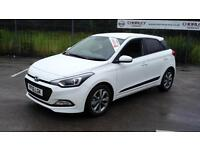 2016 Hyundai i20 Blue Drive Premium Petrol