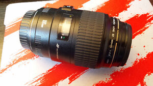 Canon Macro Lens - Like New Campbell River Comox Valley Area image 1
