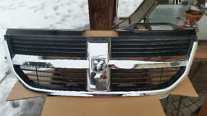 2009-2010 new grill dodge journey